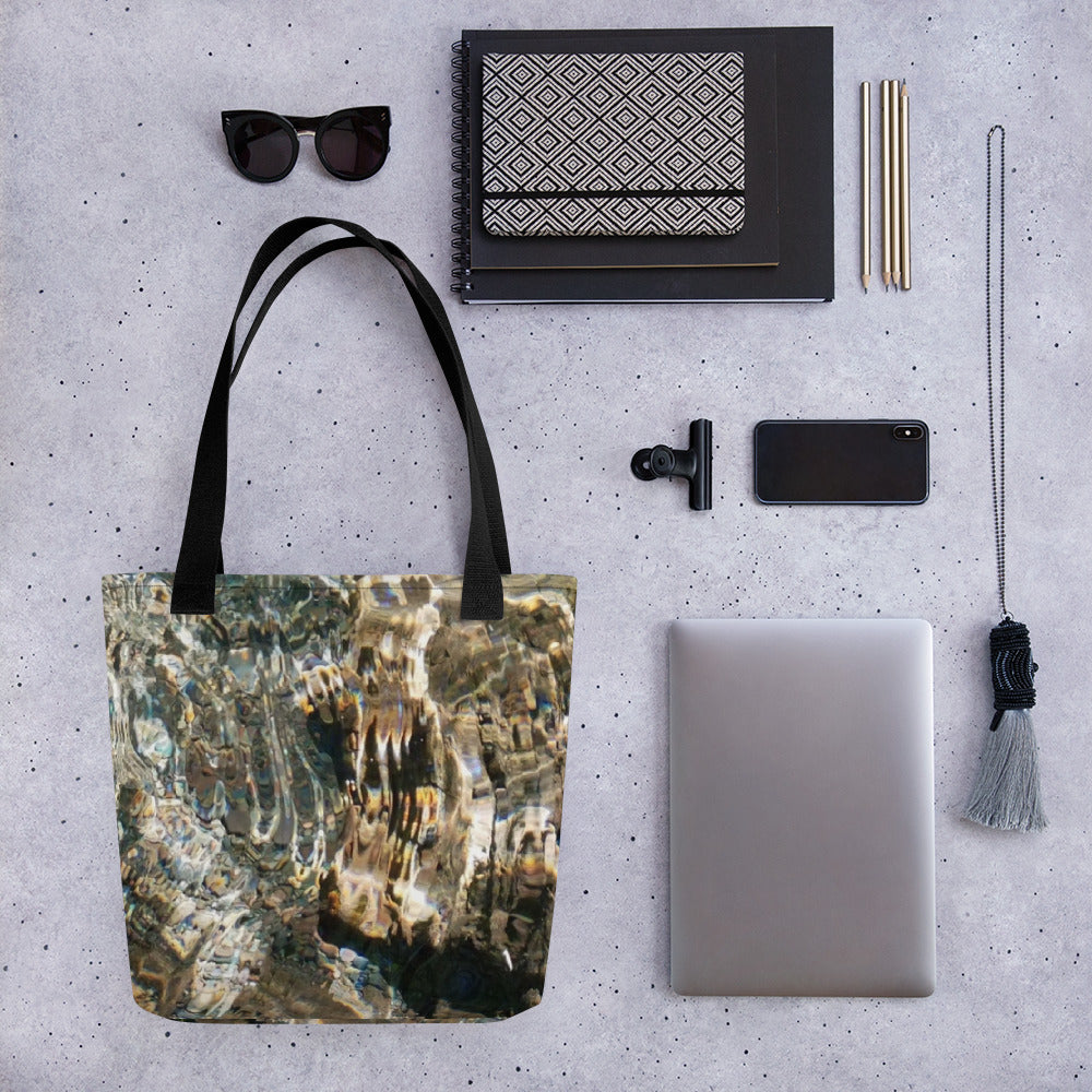 River Trip Out Tote bag