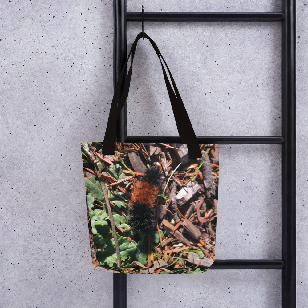 Butterfly Soon Tote bag