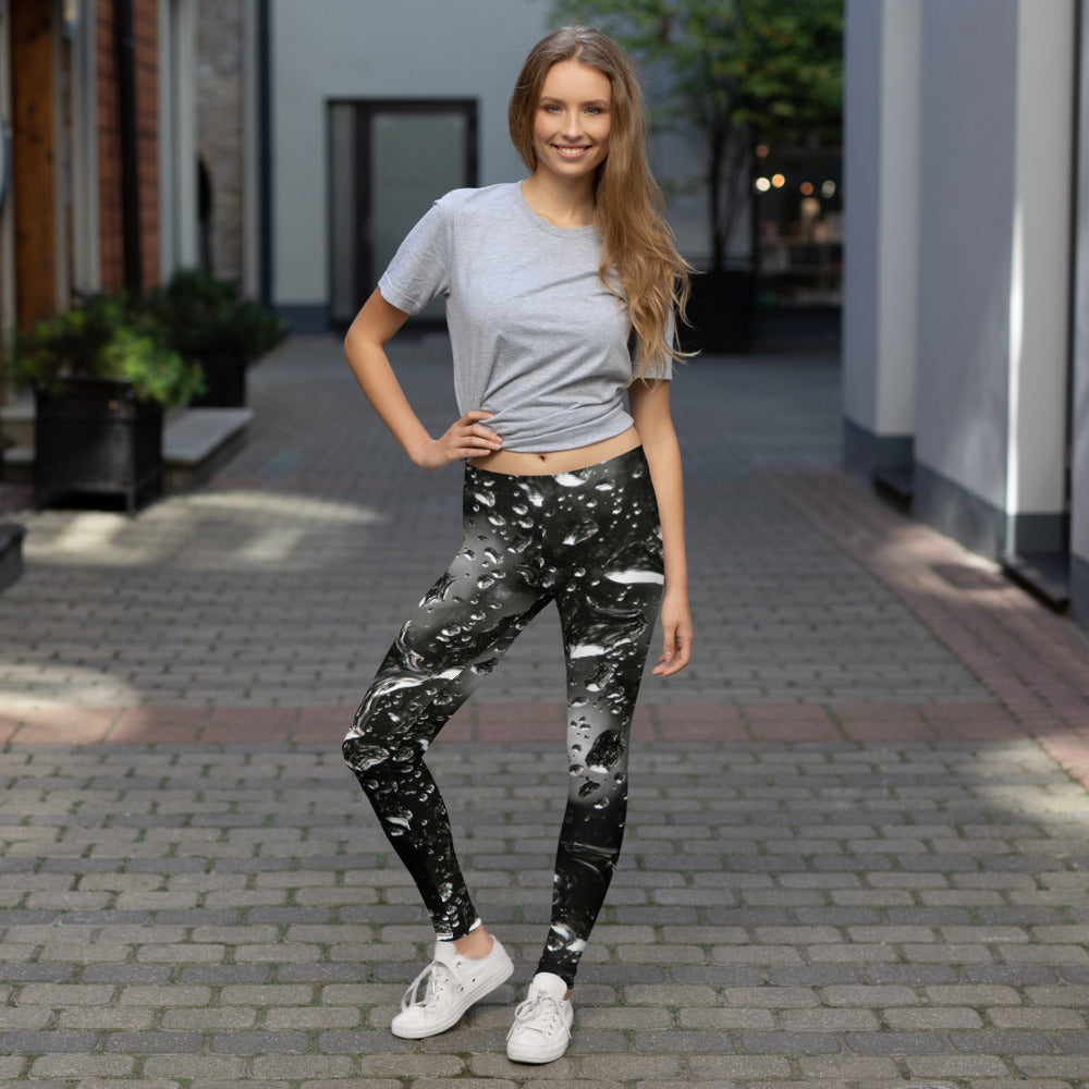 Arist Series  - Droplet Leggings