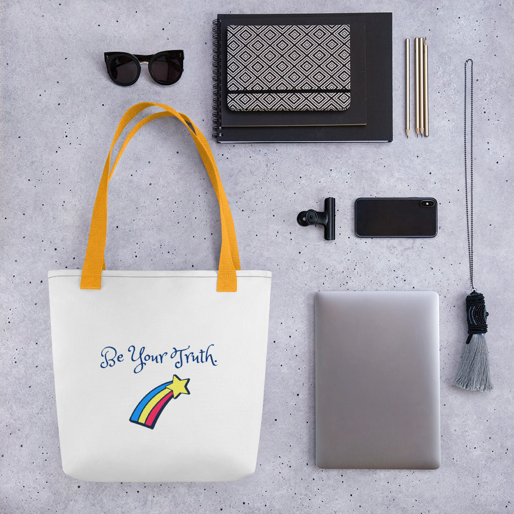 Be Your Truth Tote