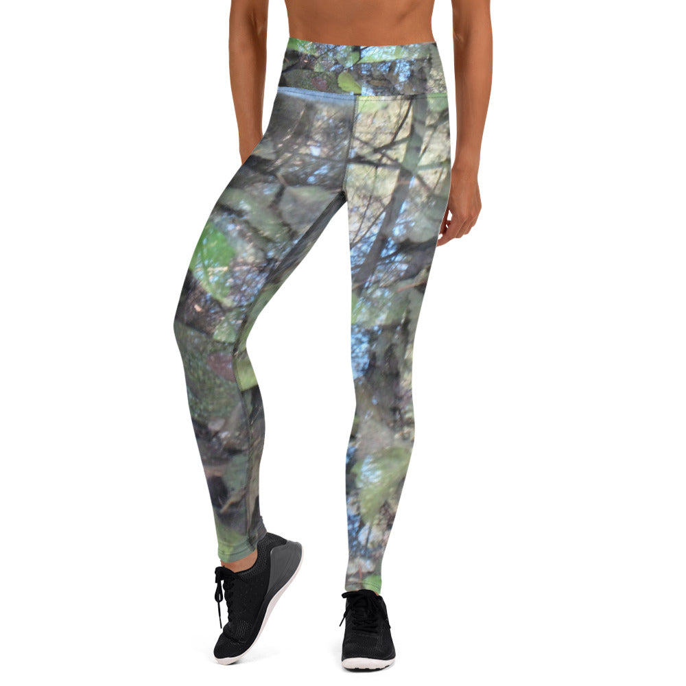 Artist's 516 Reflection Yoga Leggings