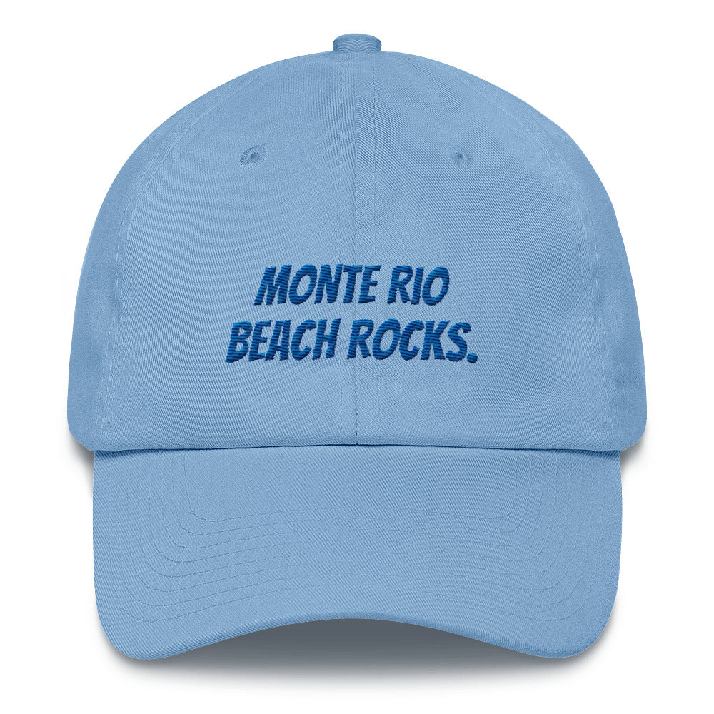 YBE Custom Collection -  The Monte Rio Beach Rocks Cap