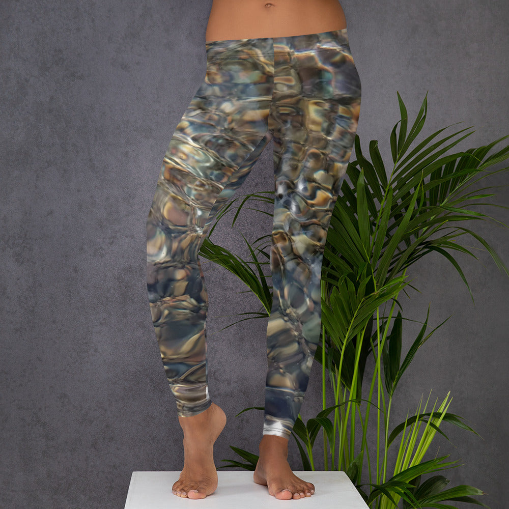 Artist Series  - Warp It Leggings