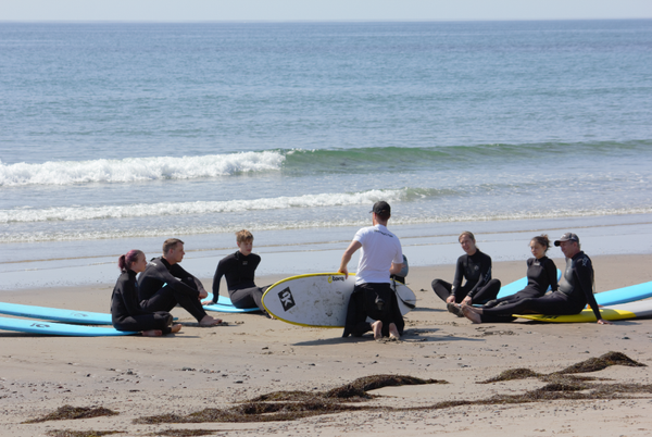 Surfing Lessons - Near Halifax Nova Scotia