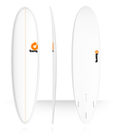 9'0 Torq Longboard-(Excellent beginner surfboards)