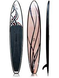 CREED SUP - 12'6  Race/Touring - Bamboo - HONO ELITE