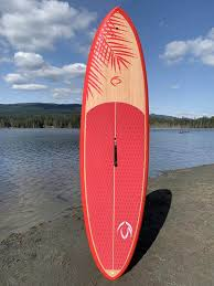 CREED SUP - 10'0 Kai -  Bamboo - Floral Red