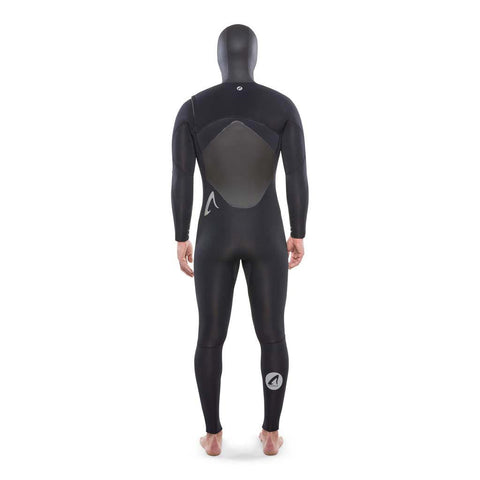Ti Alpha 6/5 Hooded Winter Wetsuit