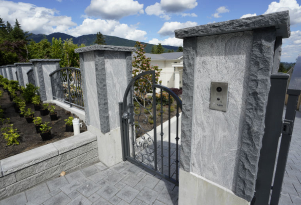 A Growing Trend for Vancouver's High-End Homes: Building With Natural Stone