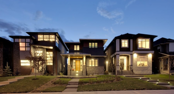 Exterior Finishing Options for your Custom Home in Calgary