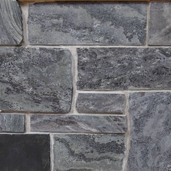 Elite Blue Granite Sawn Face Sawn Height - Thin Veneer - Flats