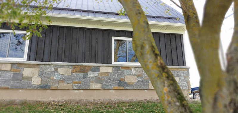 Jake & Cheryl's Custom Blend - Thin Stone Veneer - Flats