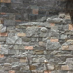 Elite Blue Grante Gaines Blend - Sawn Height - naturalstoneandbrickdepot-com