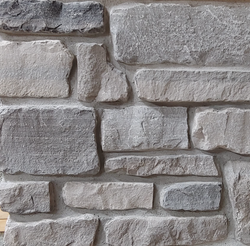 Limestone Blend #19 Ledgerock Thin Veneer Natural Stone - Tumbled - Corners