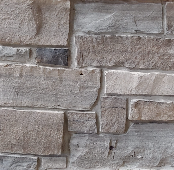 Limestone Blend #19 Ledgerock Thin Veneer Natural Stone - Corners