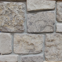 Nathaniel's Ranch Blend Squared - Tumbled - Thin Veneer - Flats