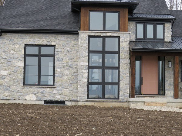 Weatheredge Limestone - Split Face Olde Mill Blend - Tumbled - Building Stone