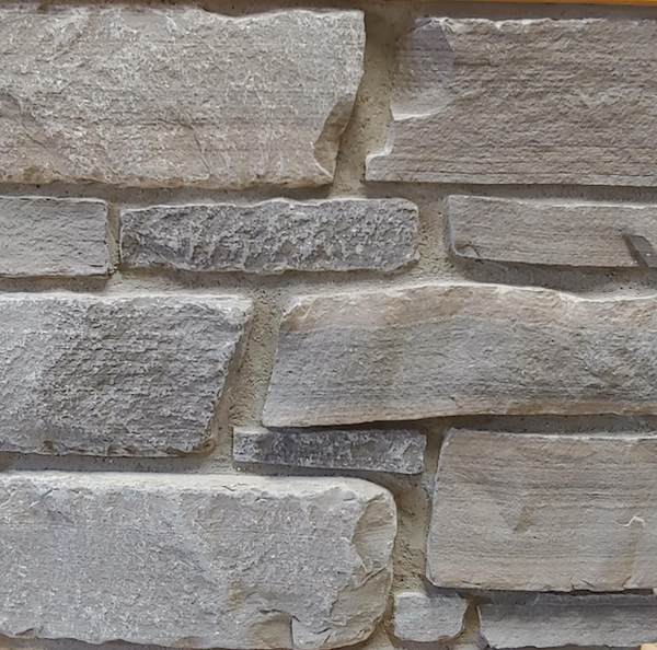 Tigerstripe Limestone Ledgerock Thin Veneer - Corners