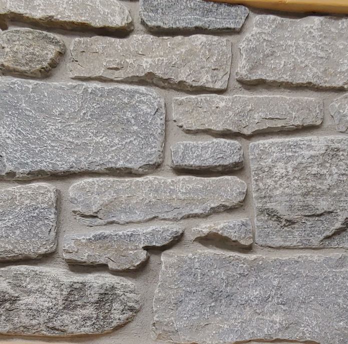 Timothy's Blend - Tumbled Ledgerock Thin Veneer - Corners