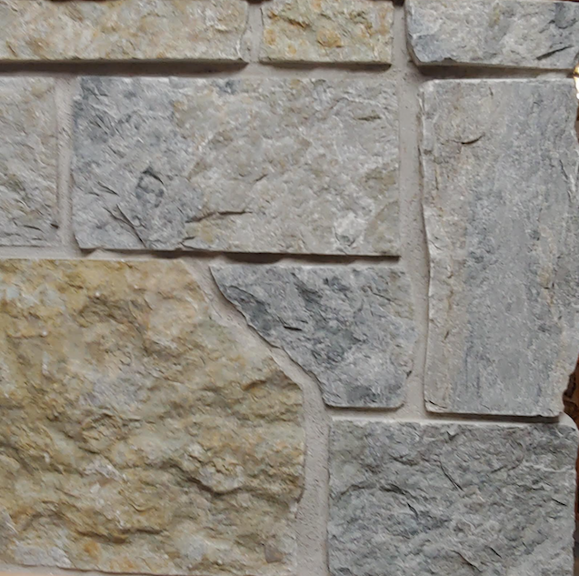 Weatheredge Limestone - Northern Collection Thin Veneer - Flats