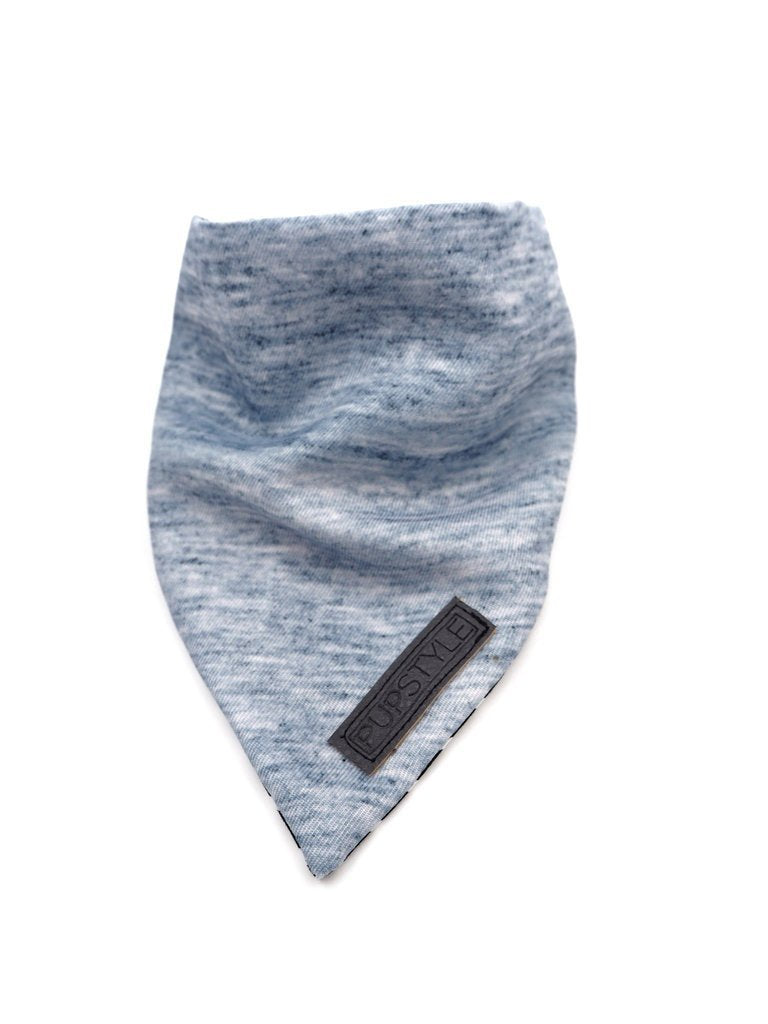 Greys for Days Over-the-Collar Reversible Bandana