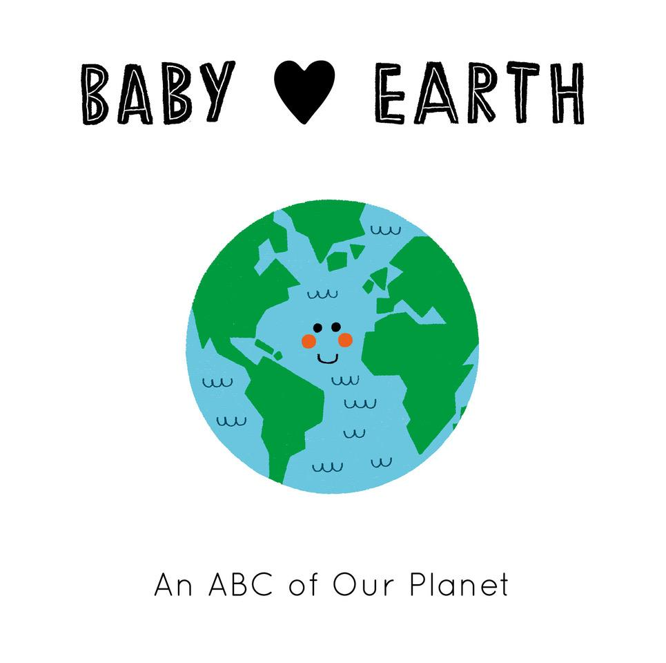 Baby Loves: Earth - Board Book