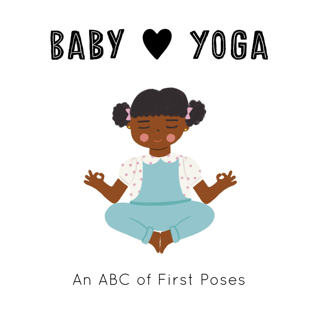 Baby Loves: Yoga - Board Book