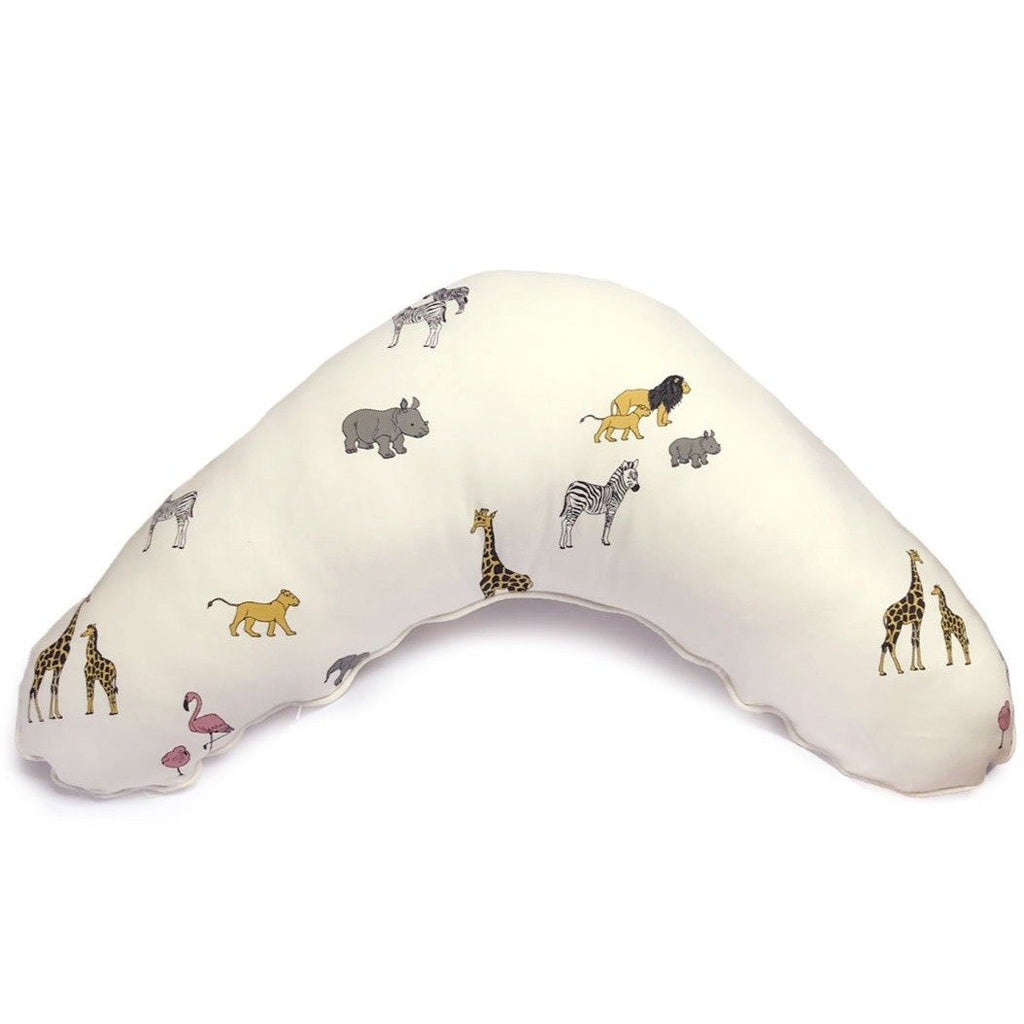 Feeding Pillow - Safari