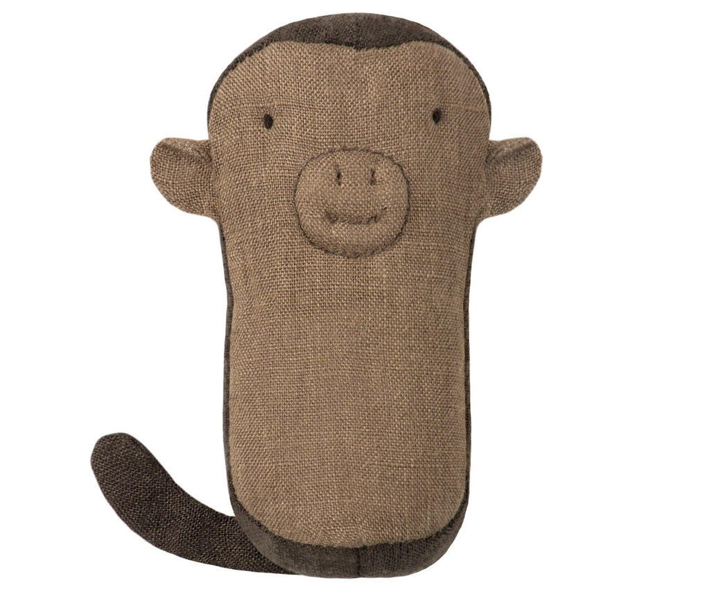 Noah's Friends Monkey Rattle