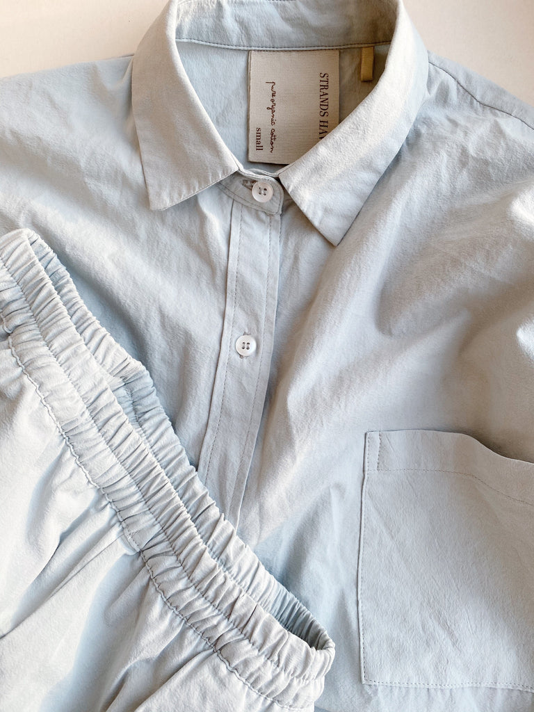 Mummy Shirt Strands Havet - Shade of Mint