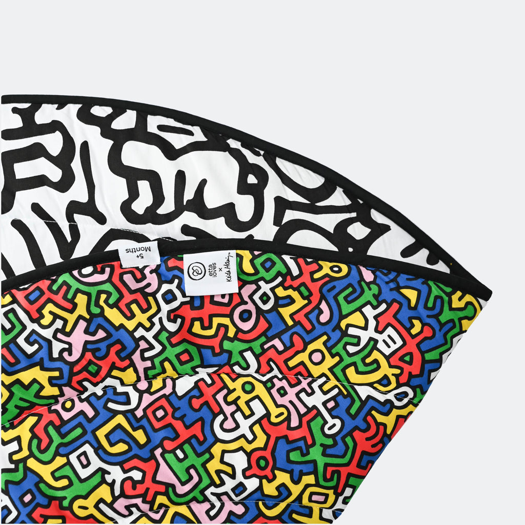 Etta Loves X Keith Haring Playmat - Reversible