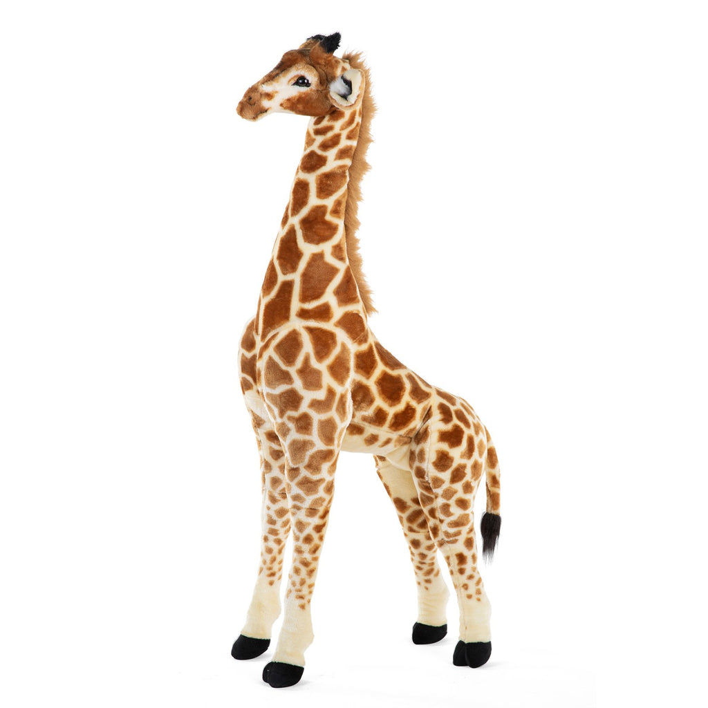 Standing Giraffe Stuffed Animal