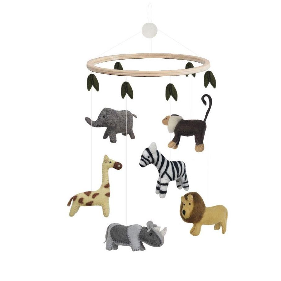 Safari Mobile with Leaves | PRE-ORDER