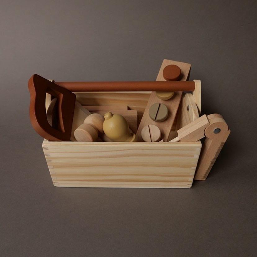 Wooden Tool Box | PRE-ORDER