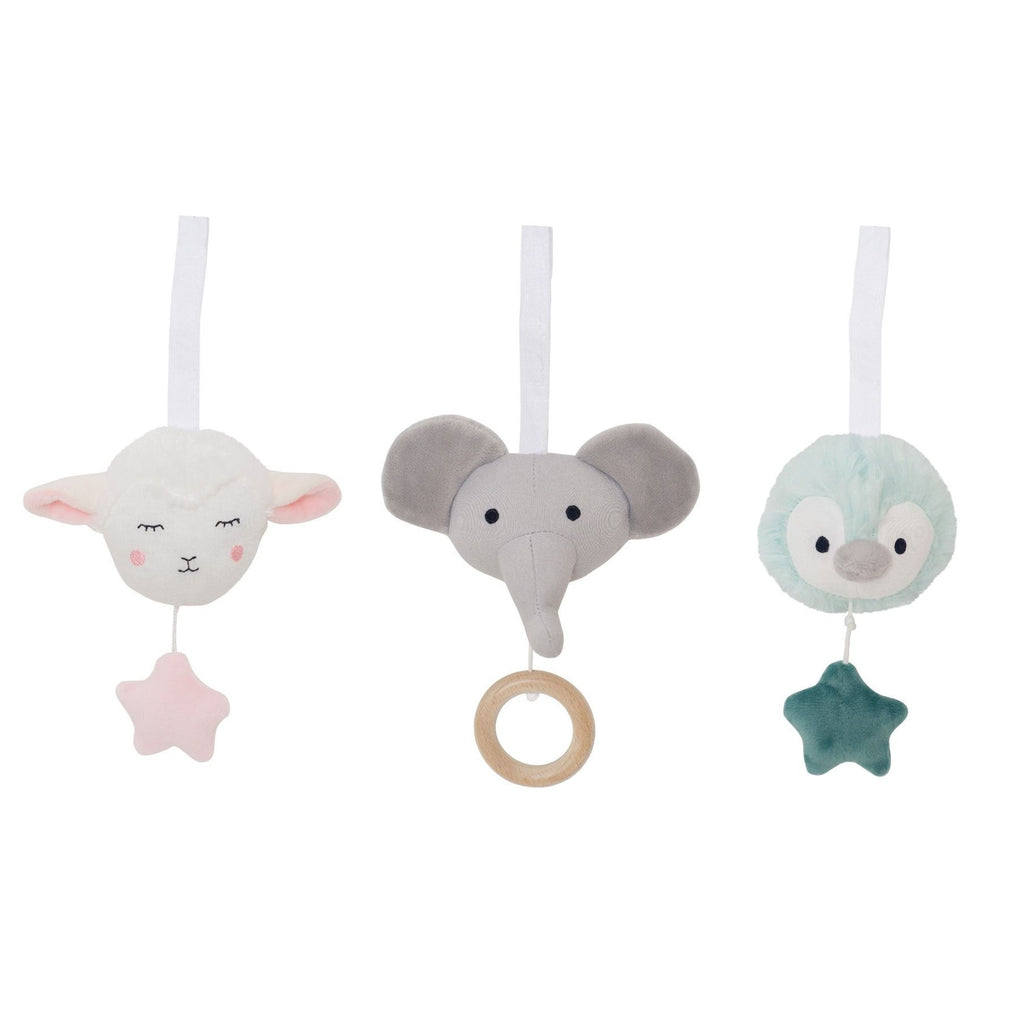 Jabadabado Animals for Baby Play Gym. Otis and the Wolf - bringing you scandi style for babies and childrens. From nursery decor and toys to clothing and baby essentials.