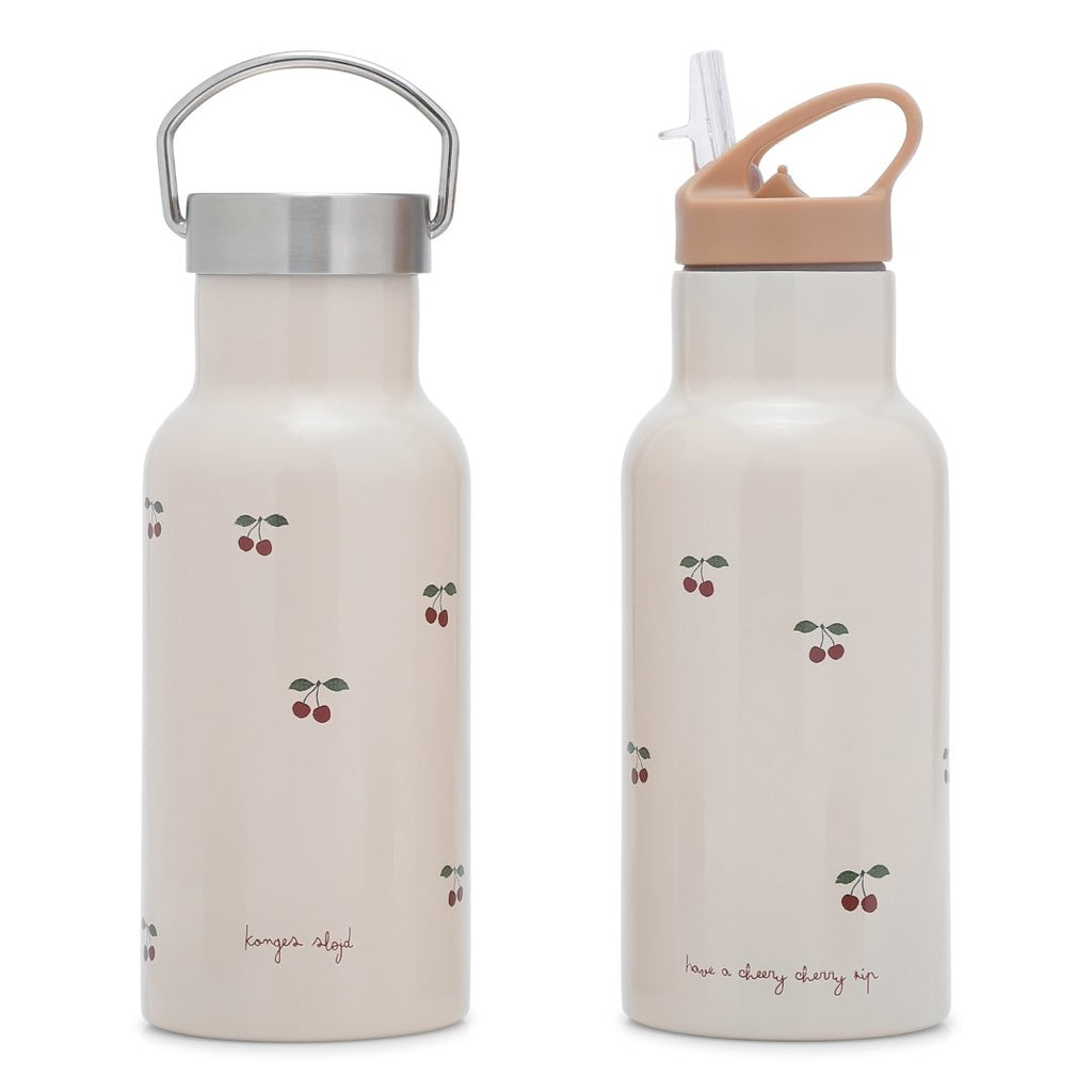 Konges Slojd Thermo Bottle - Cherry | PRE-ORDER