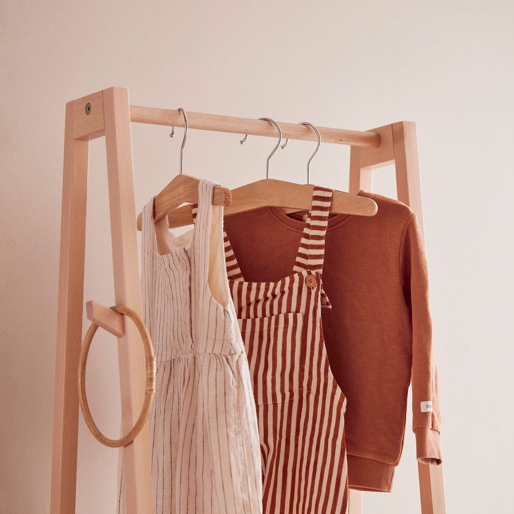 Coat hanger 3pcs - SAGA Blonde
