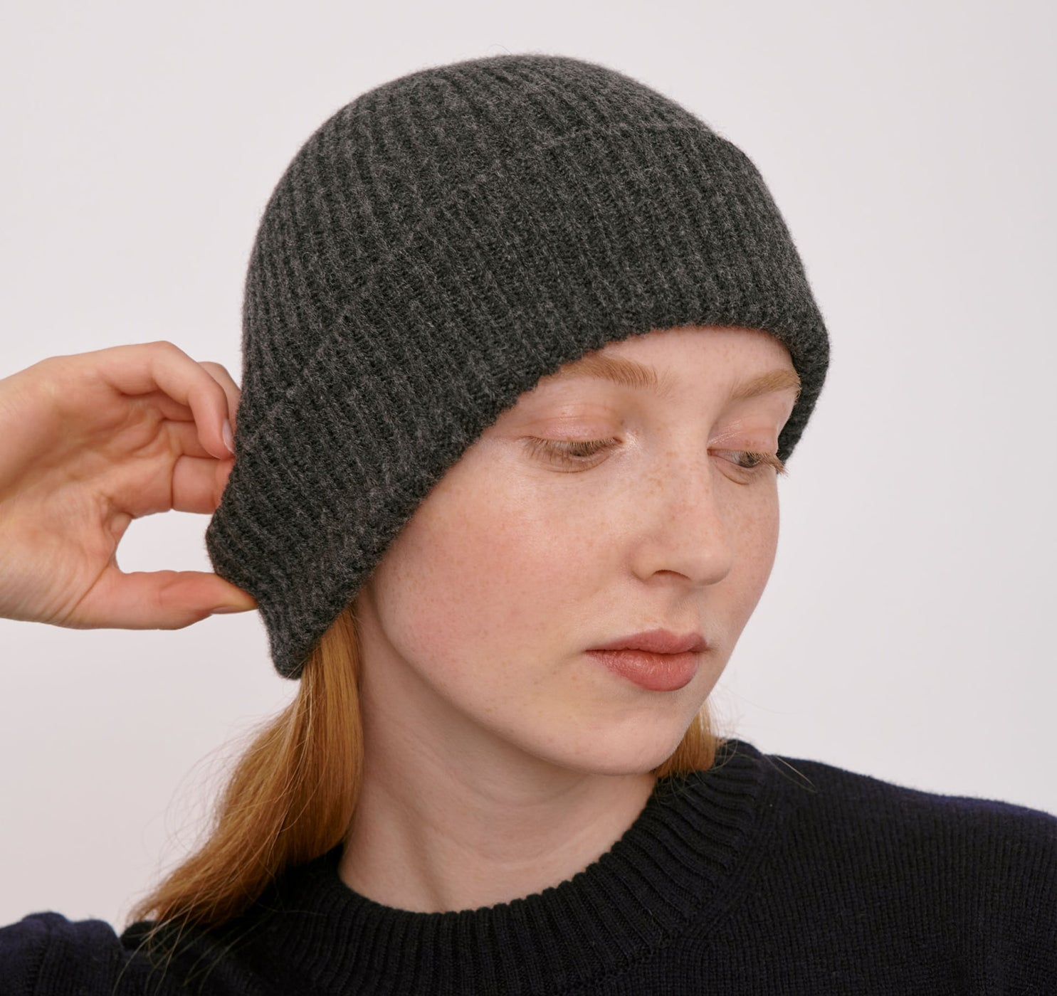 Recycled Wool Beanie