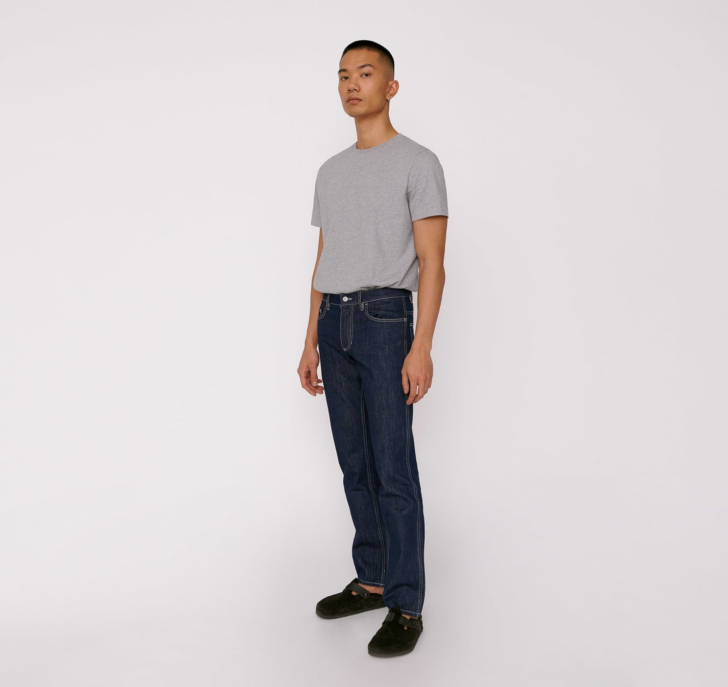 Circular Denim 5 Pocket