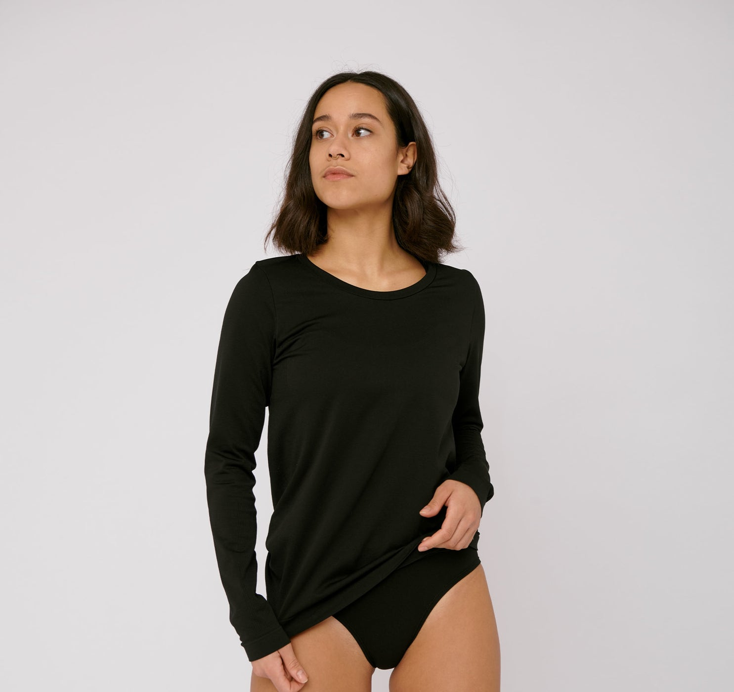 SilverTech™ Active Long-Sleeve