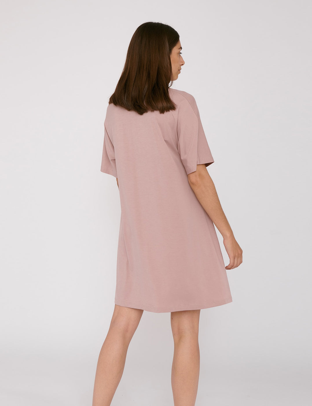 TENCEL™ Lite T-Shirt Dress