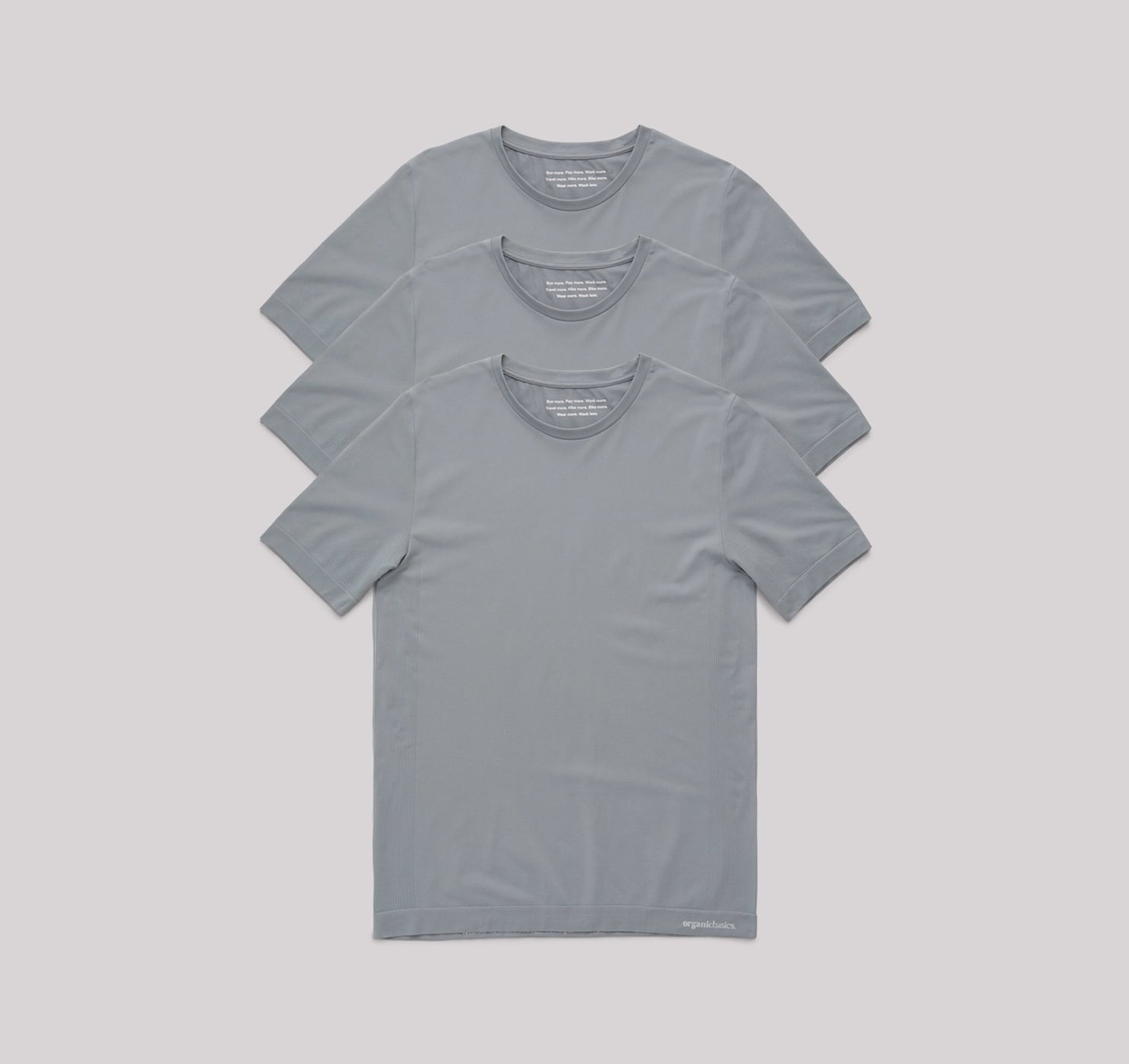 SilverTech™ Active T-Shirt 3er-Pack