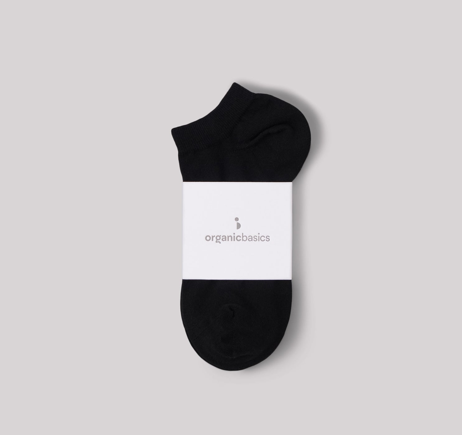 Organic Cotton Ankle Socks 2-Pack