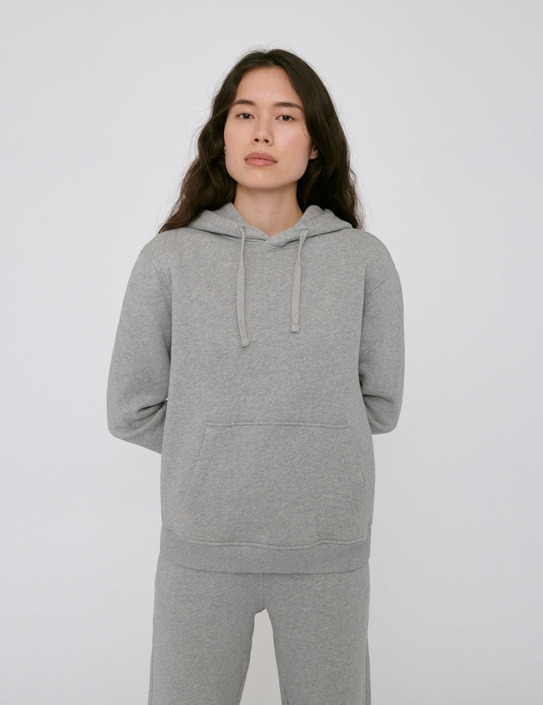 Organic Cotton Mid-Weight Sweat-Hood