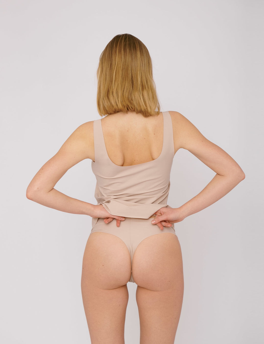 Invisible Cheeky Thong 2-pack
