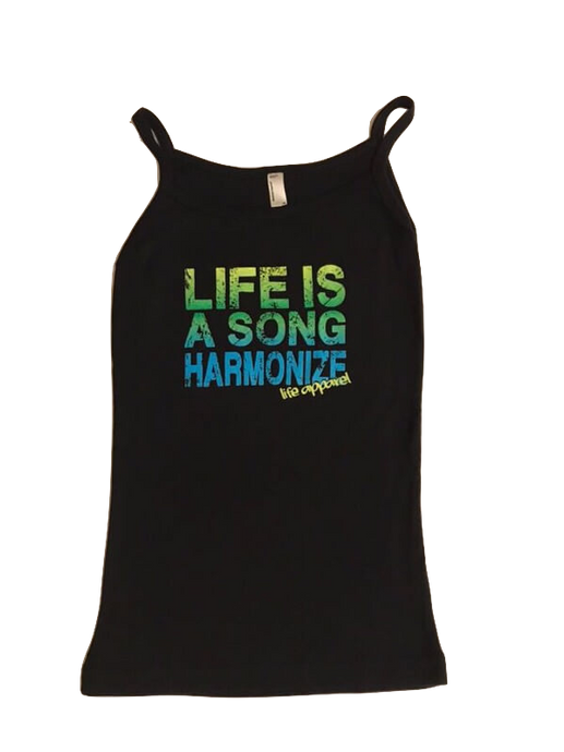 Life is a Song, Harmonize Tank Top