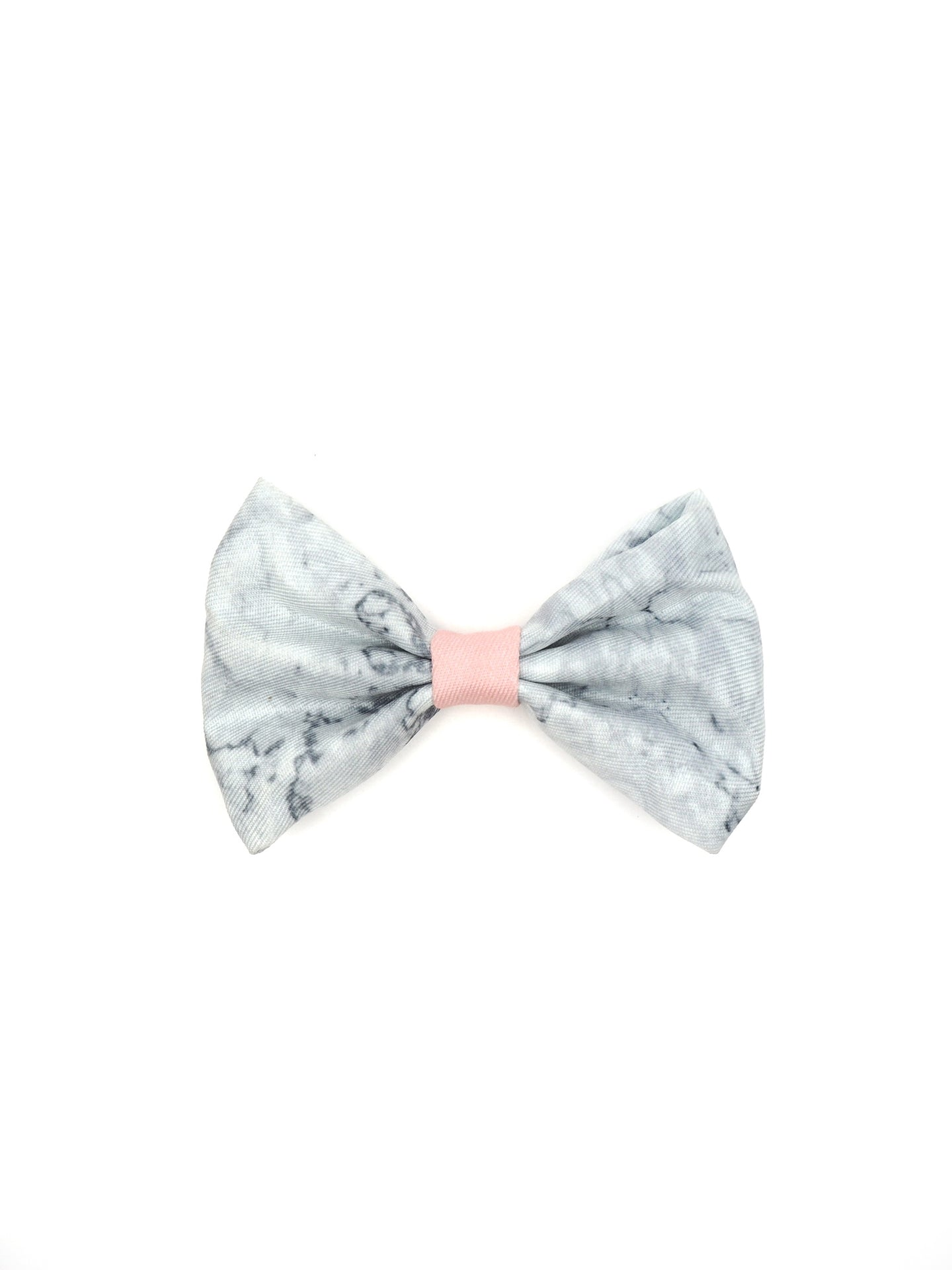 Marble Luxe Bow