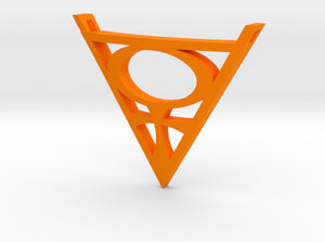 Goddesses: Origin of Venus pendant 3d printed
