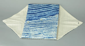 Slothmade: Shibori Pillowcase