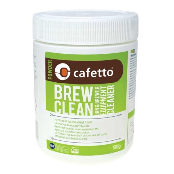 CAFETTO - Brew Clean Powder - 500gr